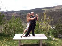 Tango holiday Italy Tango and body work with Brigitta Winkle