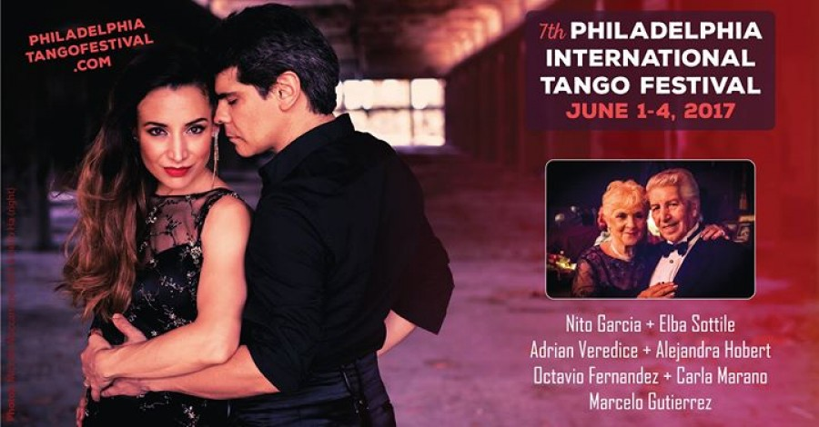 7th Philadelphia International Tango Festival
