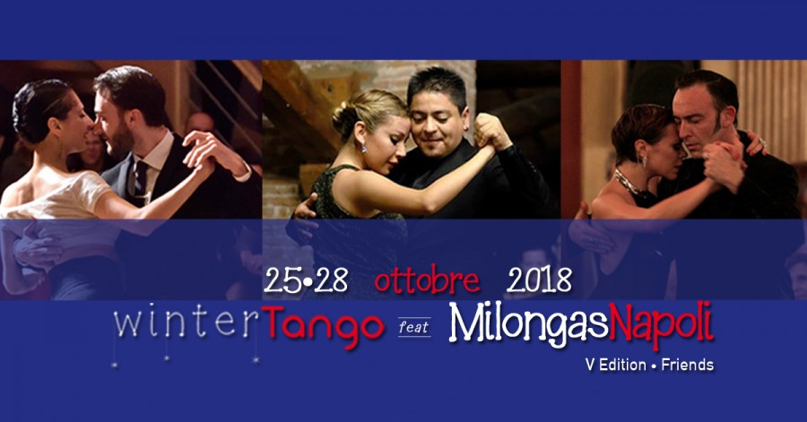 Winter Tango feat Milongas Napoli 5ed - Friends