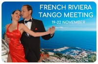 FRENCH RIVIERA TANGO MEETING