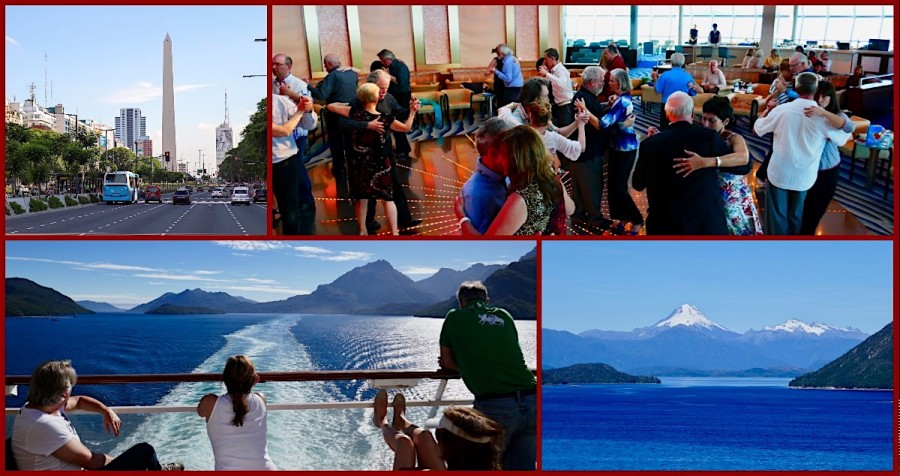 Tango Cruise around South America