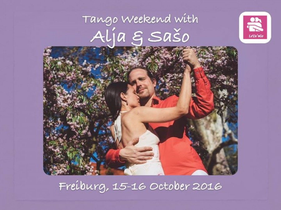 Tango Weekend with Alja and Saso
