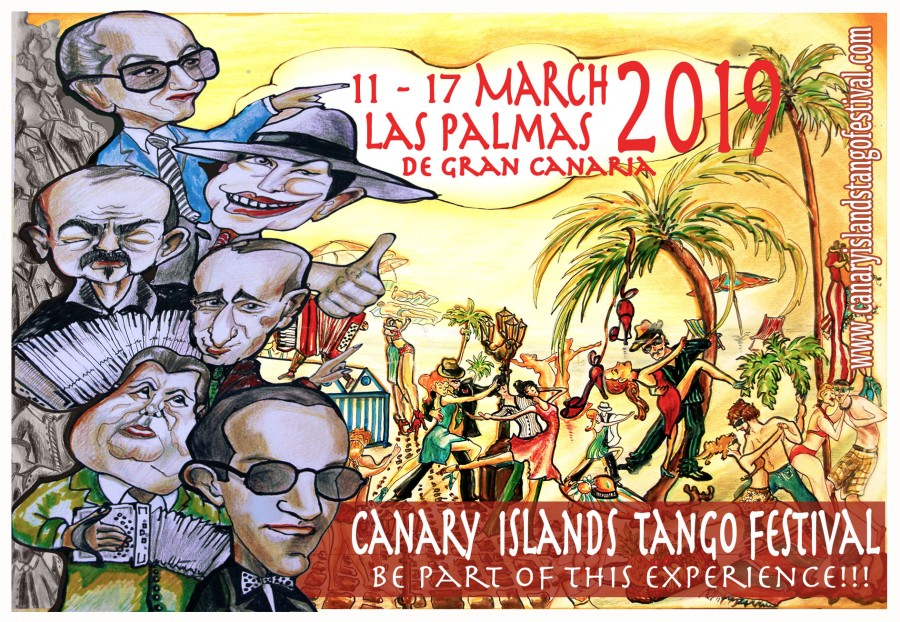 CANARY ISLANDS TANGO FESTIVAL 2019