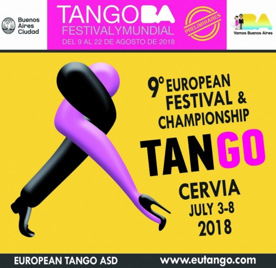 9 European Tango Festival and Championship