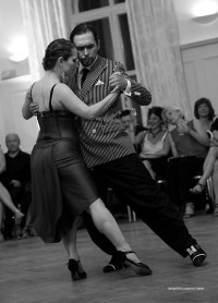 Tango Holiday with Gabi Gustavo Gomez at Villa La Rogaia