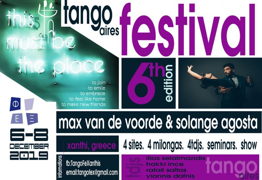 6th TangoAires Festival