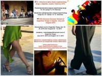 12th Intensive Summer School of Argentine tango in Zagreb