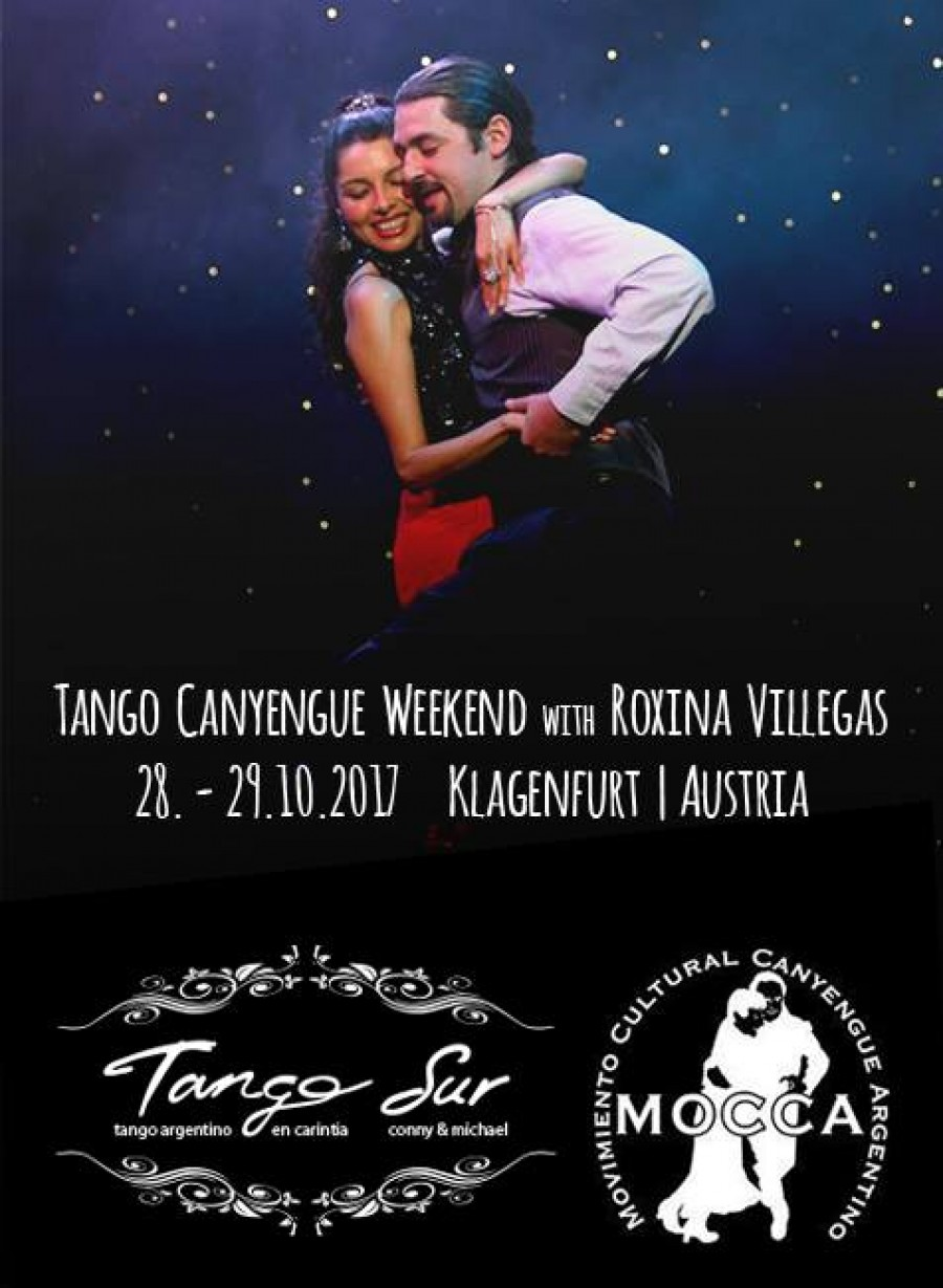 Tango Canyengue Weekend with Roxina Villegas