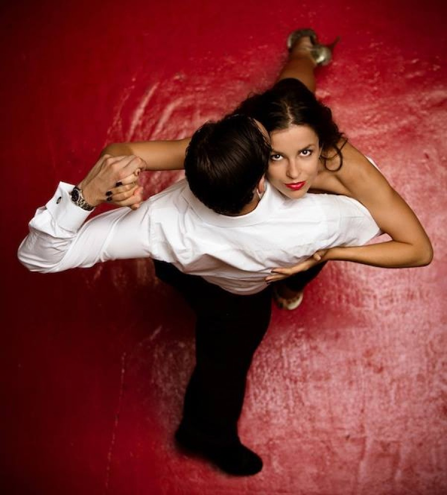 New Years Eve Tango Holiday with Fausto Stephanie