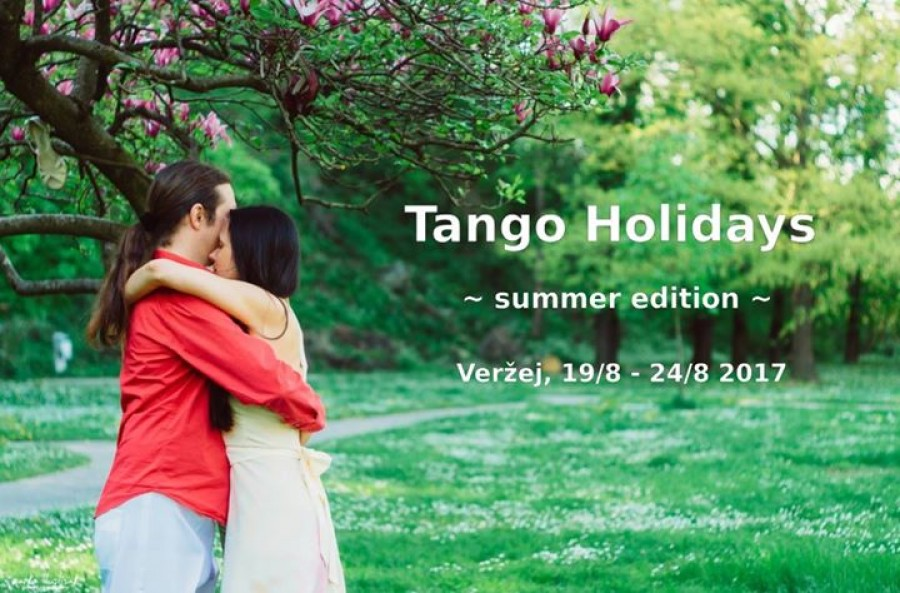 Tango Holidays with Alja and Saso
