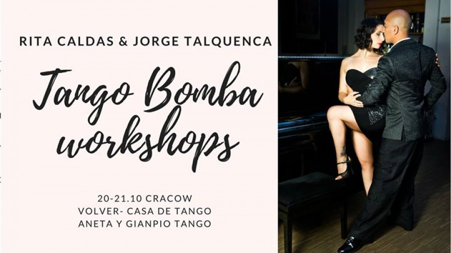 Rita Jorge workshops in Cracow