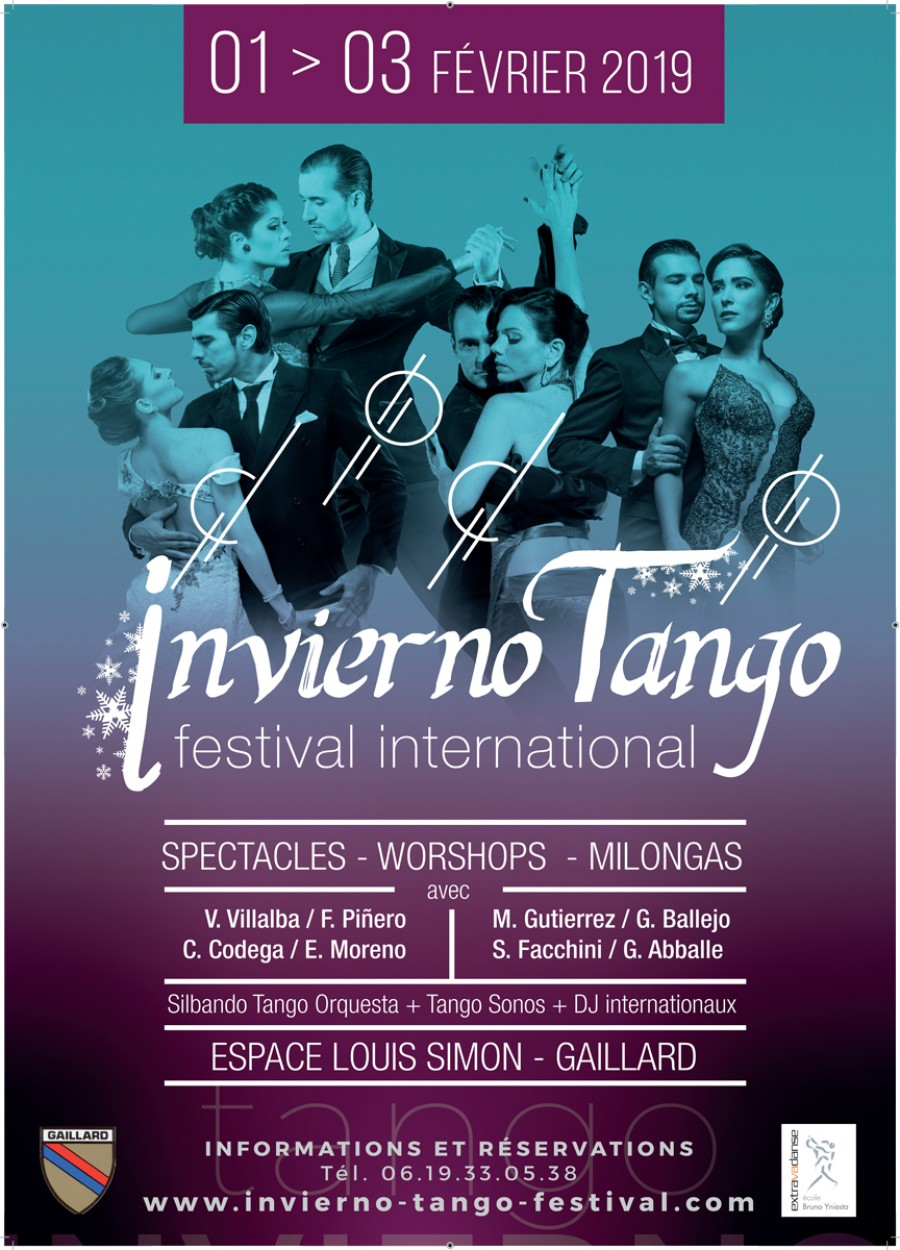 Invierno Tango Festival, the 6th