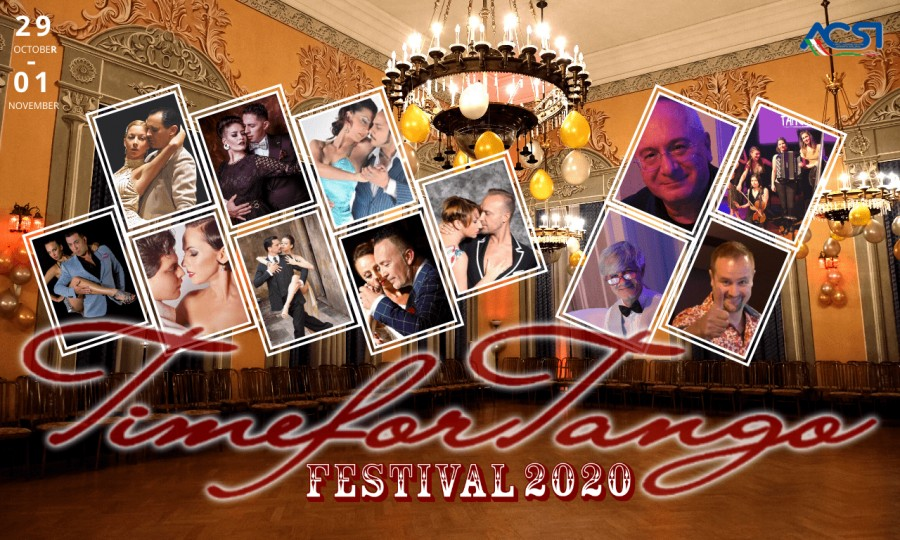 TimeforTango Festival 2020 - 11th Edition