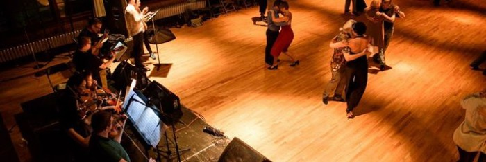 Tango for Musicians at Reed College - Dance Class