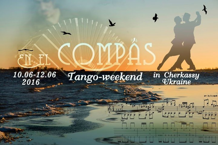 En el compas tango weekend in Cherkassy