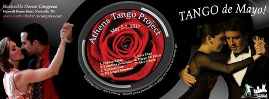 Nashville Dance Congress Presents Tango de Mayo