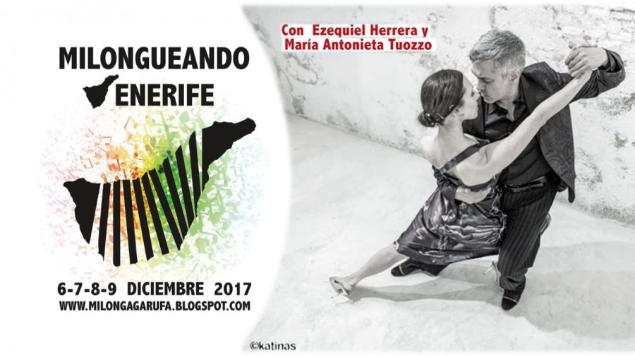 Milongueando Tenerife 2017 -5th Edition-