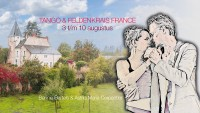 Tango and Feldenkrais Holiday France with Bennie and Astrid