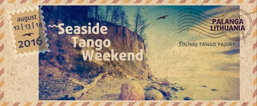 Seaside Tango Weekend 2016