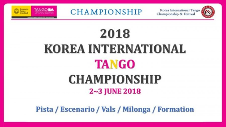 Korea International Tango Championship Festival