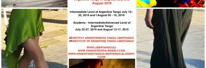 12TH INTENSIVE SUMMER SCHOOL IN ZAGREB - AUGUST, 2019