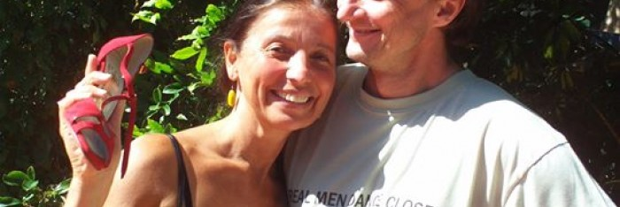 Tango Holiday with Laura Andreas in Umbria