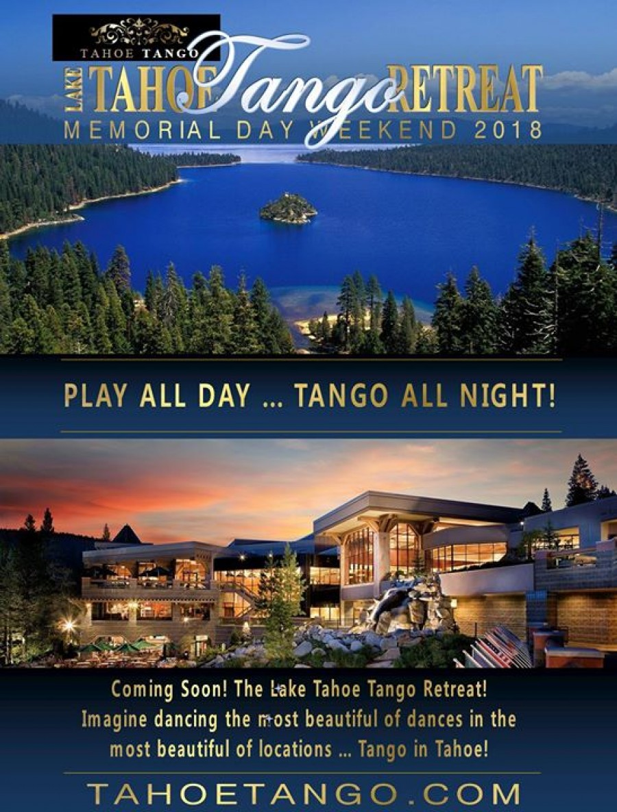 Lake Tahoe Tango Retreat