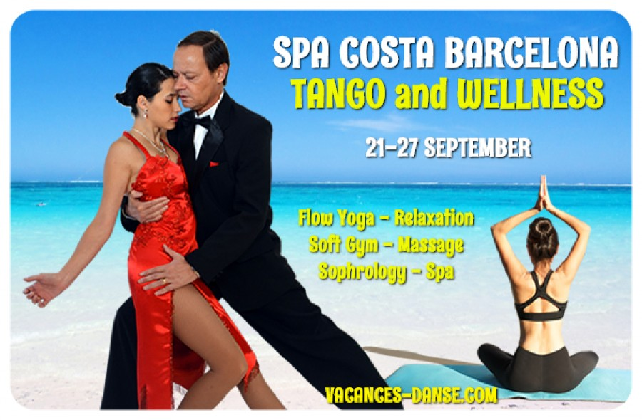 SPA COSTA BARCELONA TANGO AND WELLNESS