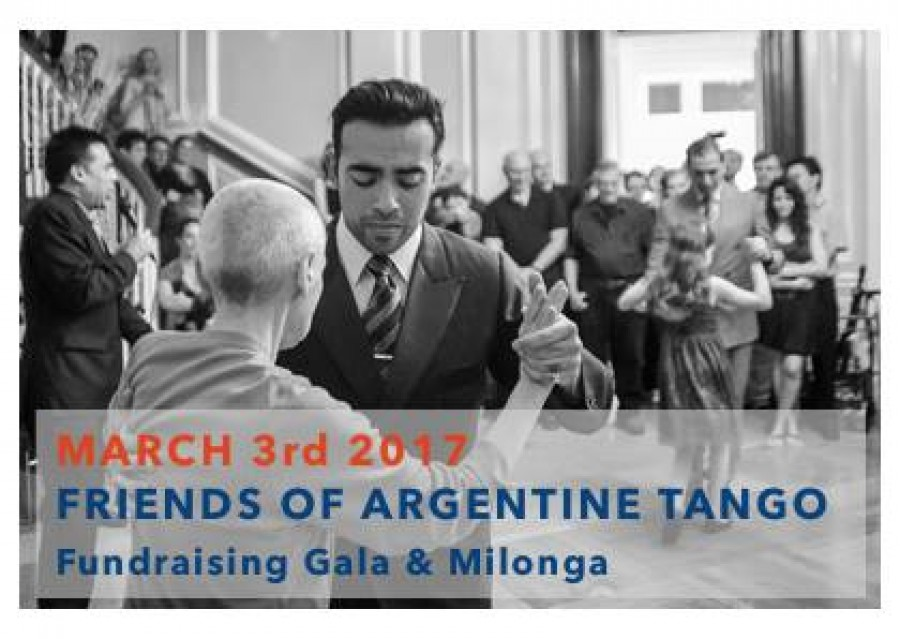 FoAT Fundraising Gala and Milonga