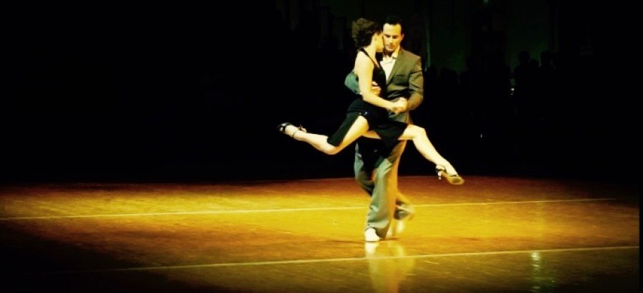 Murat Erdemsel's Tango Seminar 'From Technique to Ar't
