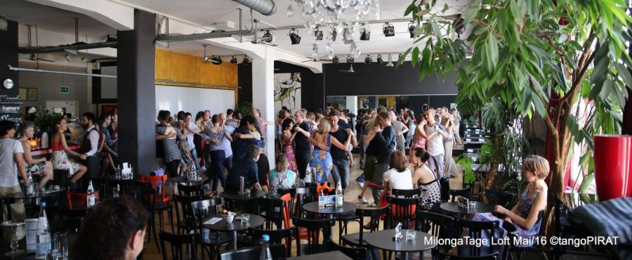 8th International Milonga Weekend  tangoloft Stuttgart