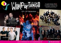 World of Tango Festival Milongas