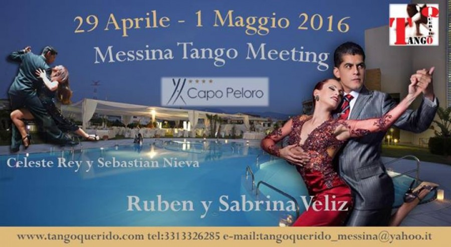 MESSINA TANGO MEETING