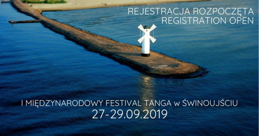 I International Tango Festival in Swinoujscie - Poland