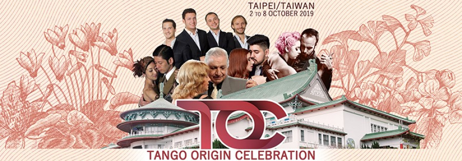 TANGO ORIGIN CELEBRATION   Taipei 2019