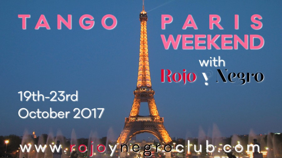 TANGO PARIS Weekend