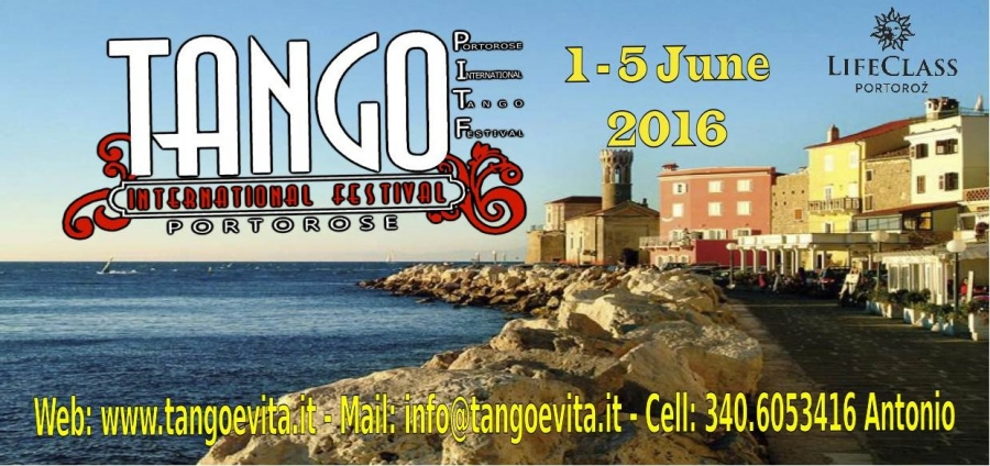 P.I.T.F. Portorose International Tango Festival 23 Artists