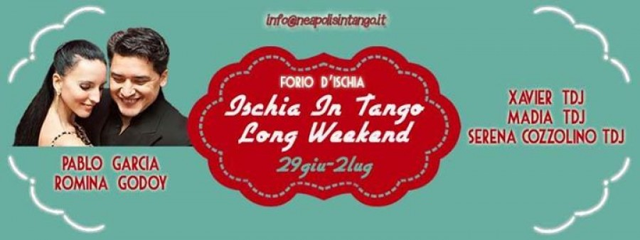 Ischia in Tango Long WeeKend 2 ed
