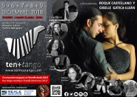 TENMASTANGO, INTERNATIONAL TANGO MEETING OF TENERIFE ISLAND