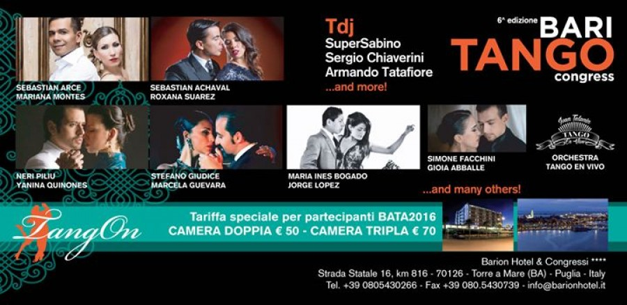 BARI International Tango Congress