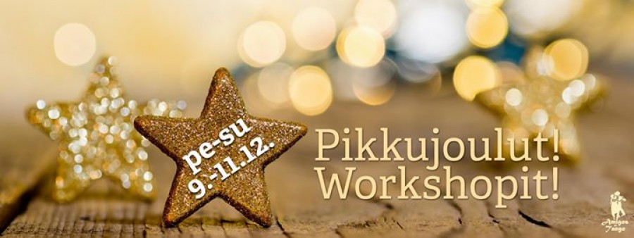 Christmas party workshops