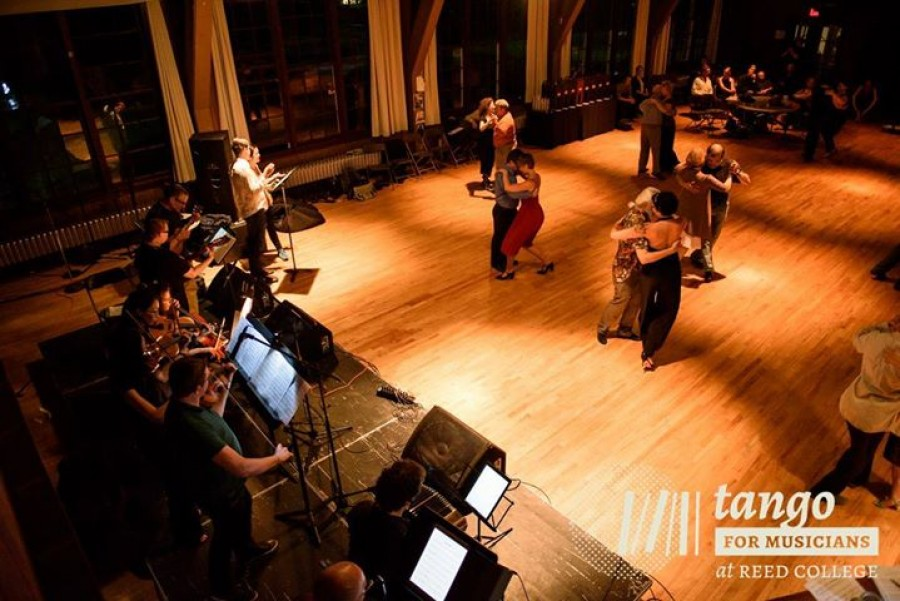 Tango for Musicians at Reed College - Milonga Open Mic
