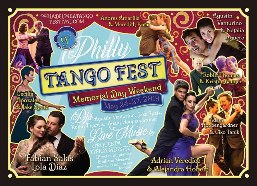 9th Annual Philly Tango Fest