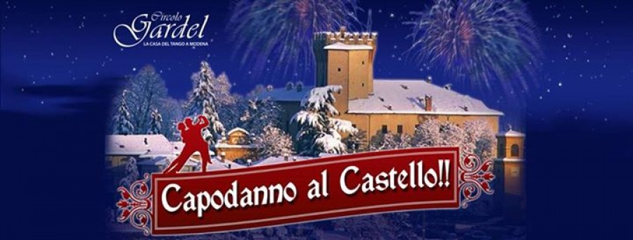 Capotango Al Castello New Years Eve Edition