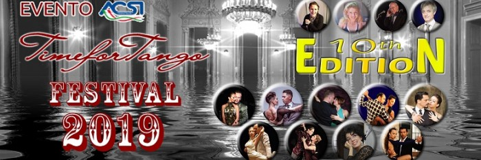 TimeforTango Festival 2019 - 10th edition