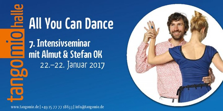 Intensiv Seminar All you can dance mit Almut Stefan