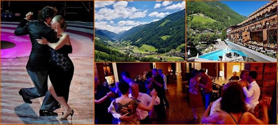Tango Holiday in Italy with Martin La Bruna Andrea Bestvater