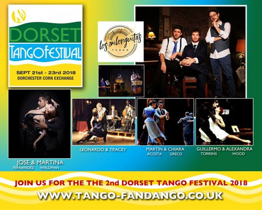 The 2nd Dorset Tango Festival