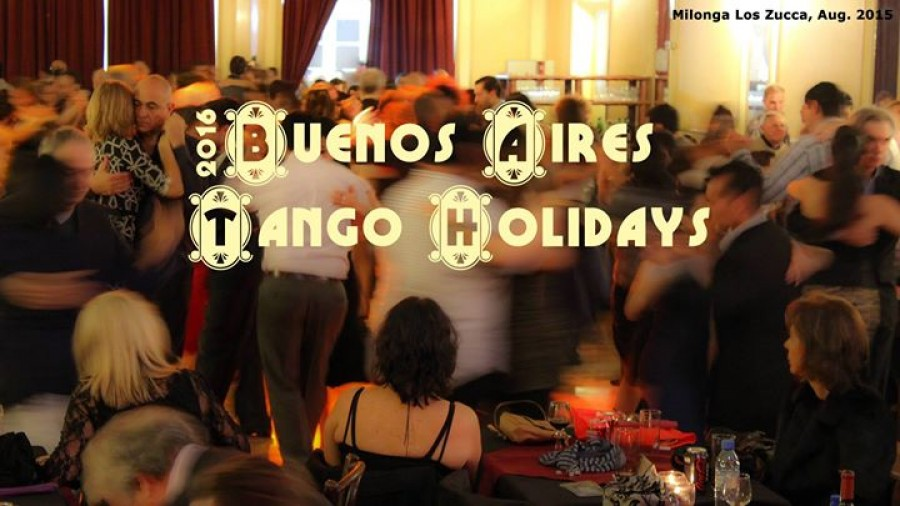 TANGO HOLIDAYS IN BUENOS AIRES