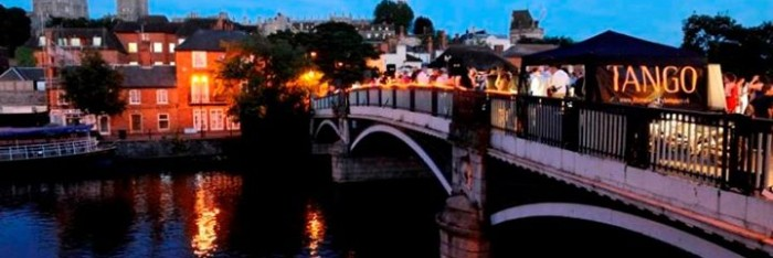 Eton Bridge Milonga